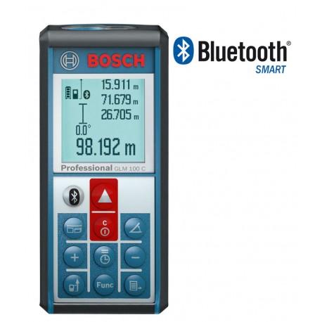 Dalmierz Bosch GLM 100 C Bluetooth - NOWOŚĆ