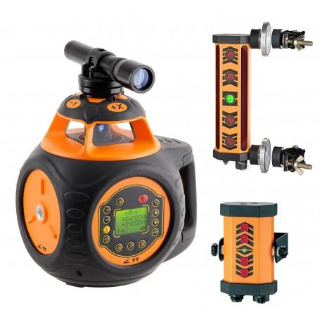 Laserowy system wskaźnikowy - geo-FENNEL FL 500HV-G + FMR700