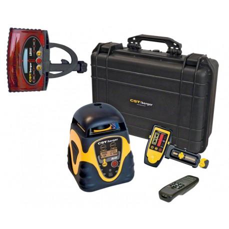 Laserowy system wskaźnikowy - CST/berger ALGRD + LD500