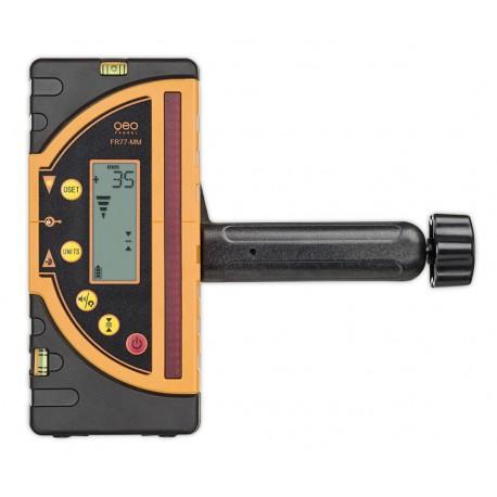 Odbiornik cyfrowy geo-FENNEL FR 77 do laserów obrotowych