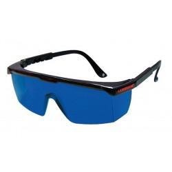 Okulary do pracy z zielonymi laserami