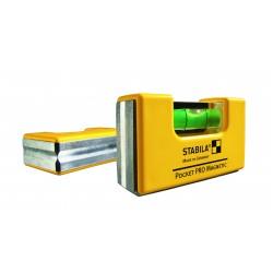 Poziomica Stabila Pocket Pro Magnetic kieszonkowa