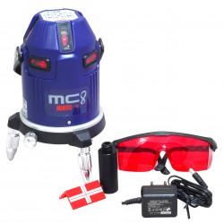 Laser płaszczyznowy Agatec MC 8 - NAJWYŻSZA DOKŁADNOŚĆ