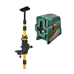 Laser krzyżowy Bosch PCL 20 - WIELKA OBNIŻKA