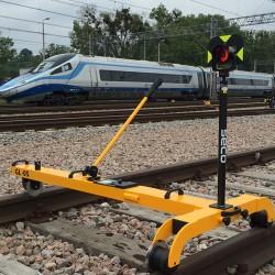 System pomiaru torów LTrack: One (jednowózkowy) - wypożyczenie