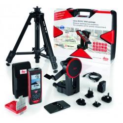 Leica Disto S910 - dalmierz laserowy 3D - zestaw