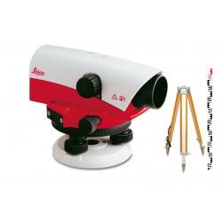 Niwelator geodezyjny Leica NA730 plus - zestaw
