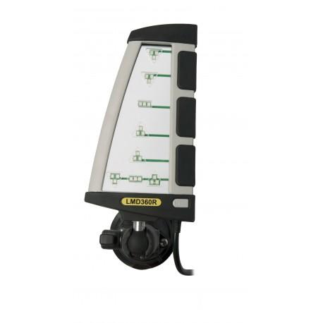 Wyświetlacz kabinowy Leica LMD360R do sterowania laserowego