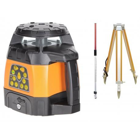 Laser obrotowy geo-FENNEL FL240 H-V - UNIWERSALNY