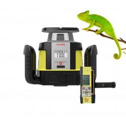 Niwelator laserowy Leica Rugby CLH400 - KAMELEON Z 2 CYFROWYMI SPADKAMI