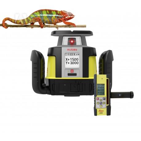 Niwelator obrotowy Leica Rugby CLA - KAMELEON W POZIOMIE