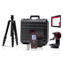 Dalmierz Leica DISTO X3 - ZESTAW DO POMIARÓW 3D z tabletem