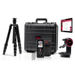 Dalmierz Leica DISTO X4 - ZESTAW INWENTARYZACYJNY z tabletem