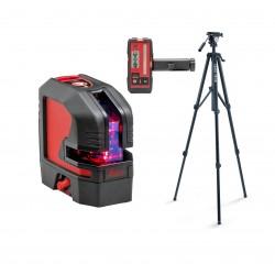Laser liniowy Leica Lino L2 - Z CZUJNIKIEM I STATYWEM