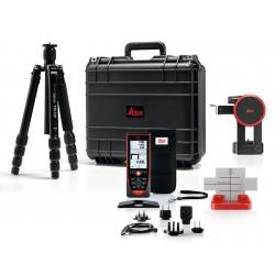 Leica Disto S910 - dalmierz laserowy 3D - nowy zestaw P2P