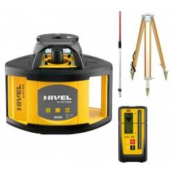 Laser obrotowy Nivel System NL500 - z czujnikiem cyfrowym