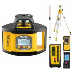 Niwelator laserowy Nivel System NL540 - cyfrowe spadki