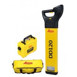 Wykrywacz instalacji Leica DD120 + DA220 - ZESTAW UNIWERSALNY