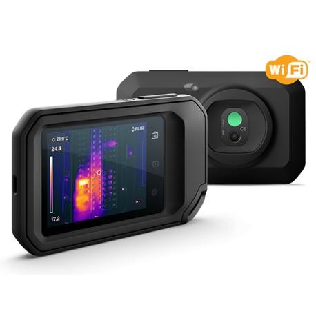 Kamera termowizyjna FLIR C5 - z Wi-Fi