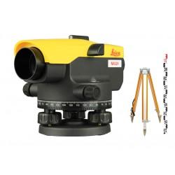 Niwelator optyczny Leica NA 324 - PREMIERA