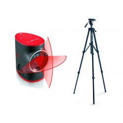 Laser krzyżowy Leica Lino L2 + statyw TRI 100