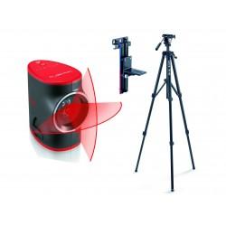 Poziomica laserowa Leica Lino L2 + statyw + uchwyt ścienny