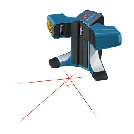 Laser liniowy Bosch GTL 3 dla glazurników