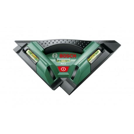 Laser liniowy Bosch PLT 2 dla glazurników