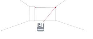 Pomiar współrzędnych za pomocą Leica 3D Disto