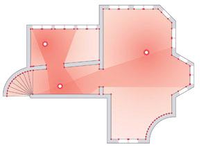 Wielostanowiskowy pomiar Leica 3D Disto i jeden model 3D