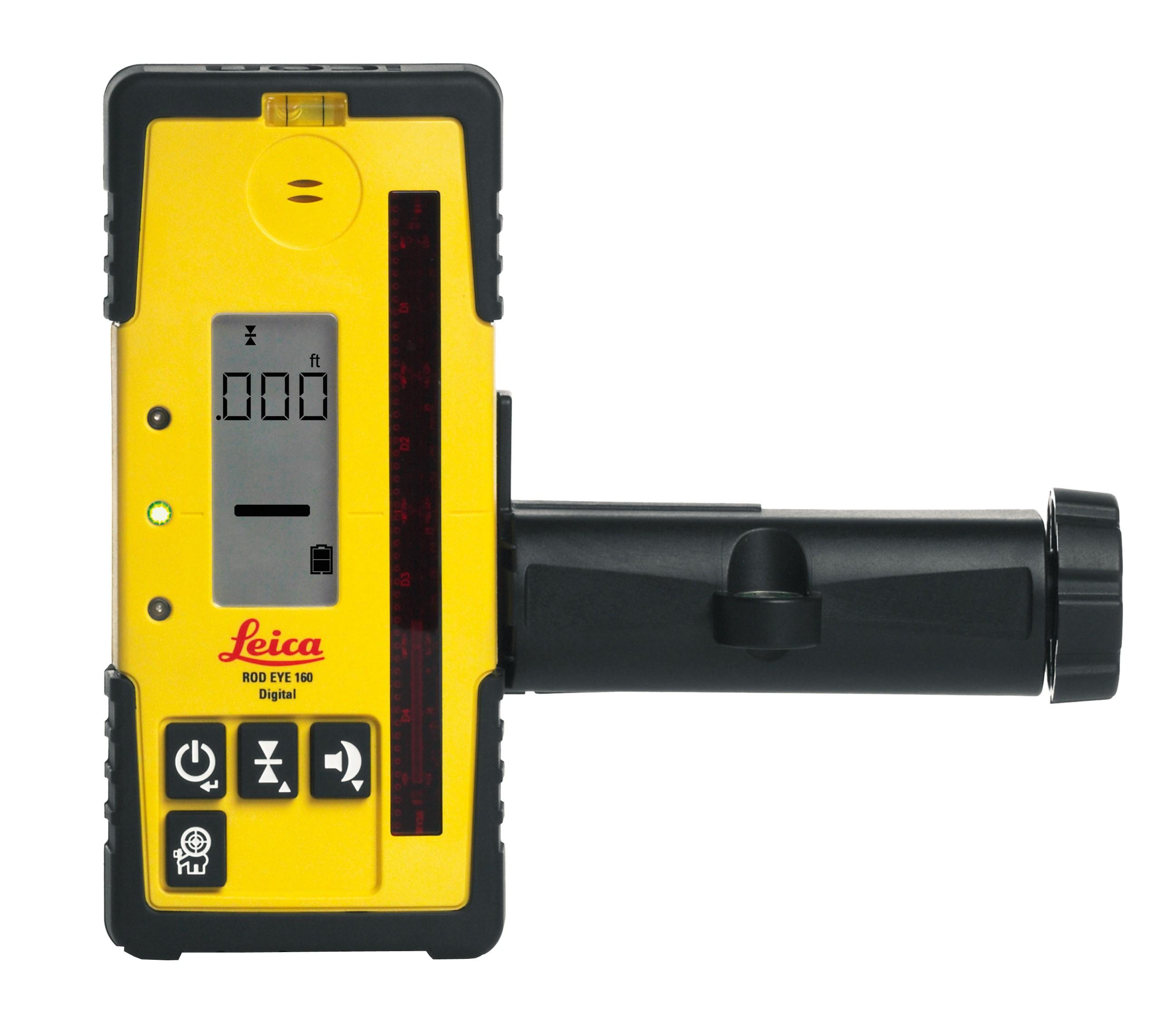 Odbiornik laserowy cyfrowy Leica RodEye 160 Digital