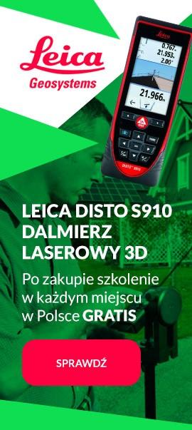Dalmierz laserowy Leica Disto S910